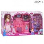 Замок с куклой ( Dream Castele)