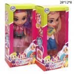 Куклы средние разноцветные ( Happy Girl)