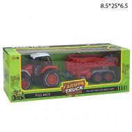 Трактор средний с прицепом ( Farm Truck)