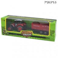 Трактор с прицепом маленький ( Farm Truck)