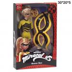 Кукла( Ледибаг) с маской