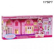 Игровой домик (Happy Family Doll-House)