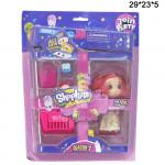 Набор (Shopkins) с куклой
