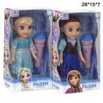Куклы (Frozen) с микрофоном