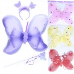 Крылья бабочки (Ободок, Палочка)