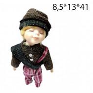 Кукла керамическая Мгновение