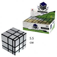 Кубик Рубика (Зеркальный) Упаковка 6шт.