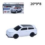 Машина Range Rover 3D Музыкальная, Светящаяся