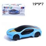 Машина Sport Car 3D Музыкальная , Светящаяся
