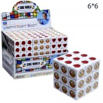 Кубик Рубика Эмодзи