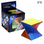 Кубик Рубика спираль