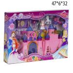 Игровой набор Замок принцессы с аксессуарами