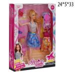Кукла барби с ребенком