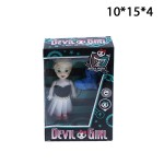 Кукла с собачкой Devil Girl