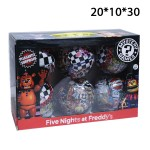 Фигурка 5 ночей Фредди В шарике 6шт.