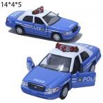 Модель машины Kinsmart Ford Police Масштаб 1:42