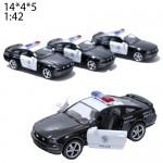 Модель машины Kinsmart Ford Crown Victoria Police Interceptor Масштаб 1:42