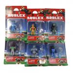 Фигурки ROBLOX Лего 1шт.