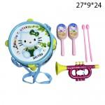 Детский набор музыкальных инструментов