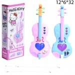 Музыкальная детская скрипка (Музыкальная, Светящаяся)