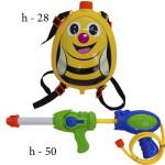 """Водный пистолет С рюкзаком """"Пчела"""""""
