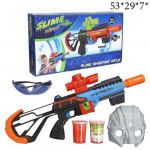 Пистолет-пулемёт стреляющие лизуном с маской