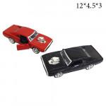 Модель машины Kinsmart Ford Mustang (светящаяся, музыкальная)