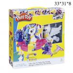 Игровой набор с пластилином Пони Play-Doh