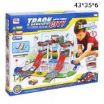 "3D паркинг ""Track city"" 72 детали"
