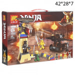Конструктор Нинзя (Ninja) Боевая башня