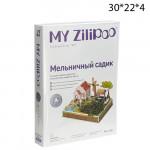 """3D пазл My Zilipoo """"Мельничный садик"""""""