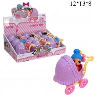 Кукла сюрприз в коляске 2