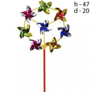 Вертушка 7 лепестков МАЛ.