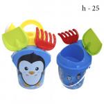 Набор для песочницы Пингвин