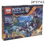Конструктор Мобильная тюрьма Руины  ( Nexo Knights)