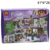 Конструктор (Friends) Продуктовый рынок 389 дет.
