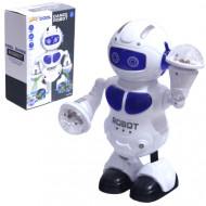 Робот с двойным проектором (Светящийся, Музыкальный)