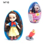 Кукла сюрприз с питомцем в Яйце.