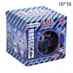 Кукла сюрприз LOL в шарике 1шт. 10 серия (Светонакопительный шар)