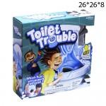 Интерактивный игровой набор ТУАЛЕТНОЕ ПРИКЛЮЧЕНИЕ (Toilet Trouble)