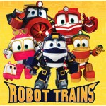 РобоПоезда (Robot Trains) (7)