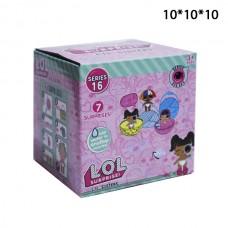Кукла сюрприз LOL в шарике 16 серия 1шт.