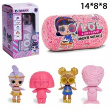 Кукла сюрприз LOL в шарике Капсула 1шт.