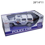 Машина Хамер Полиция на радиоуправлении