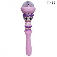 Микрофон Лазер-шоу Кукла