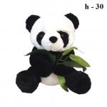 Мягкая игрушка Панда с лепестками (средняя)