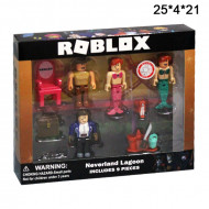 Набор Морской фигурок Лего (ROBLOX)