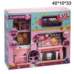 Кухонный набор куколок LOL с аксессуарами