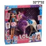 Куколка LOL и Единорог