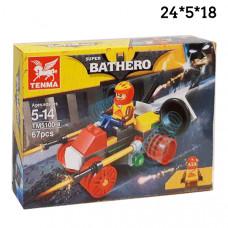 Конструктор Бэтмен 67 деталей